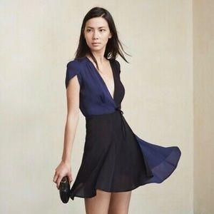 NWT Reformation Cora Wrap Dress